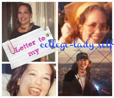 Letter to Self College Lady